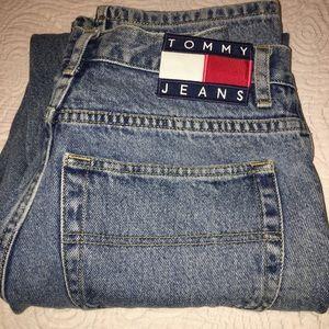 Tommy Hilfiger vintage blue jeans, 31/30,